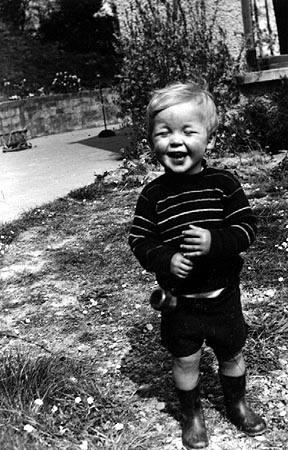 Simon toddler
